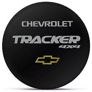 Capa Personalizada para Estepe Especial Estampa Tracker 4x4