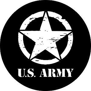 Capa Personalizada para Estepe Ecosport Crossfox U.S Army