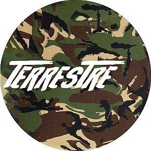 Capa Personalizada para Estepe Ecosport Crossfox Estampa Terrestre