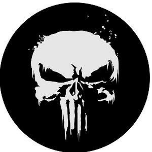 Capa Personalizada para Estepe Ecosport Crossfox O Justiceiro