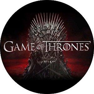 Capa para estepe Ecosport Crossfox + Cabo + Cadeado Game Of Thrones