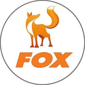 Capa para Estepe Pneu Personalizada Especial Crossfox + Cabo + Cadeado Fox 3