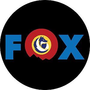 Capa para Estepe Pneu Personalizada Especial Crossfox + Cabo + Cadeado Fox 7