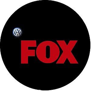 Capa para Estepe Pneu Personalizada Especial Crossfox Estampa Fox 10
