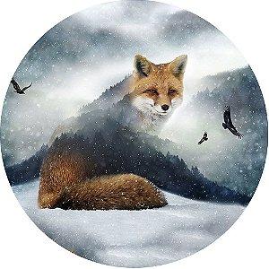 Capa para Estepe Pneu Personalizada Especial Crossfox Fox Raposa 4
