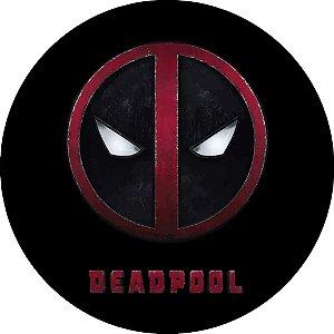 Capa Personalizada para Estepe Ecosport Crossfox Aircross Deadpool
