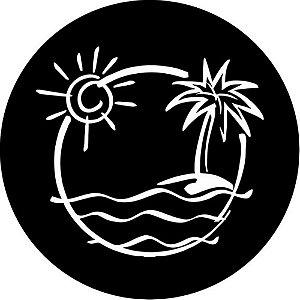 Capa para estepe Ecosport Crossfox + Cabo + Cadeado Verão