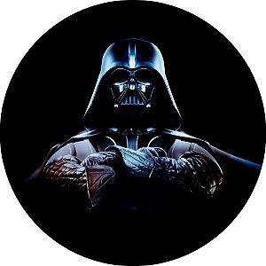 Capa para estepe Ecosport Crossfox + Cabo + Cadeado Darth Vader
