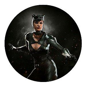 Capa Personalizada para Estepe Ecosport Crossfox Mulher Gato