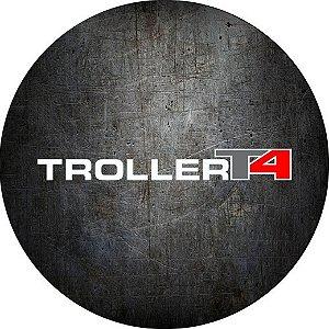 Capa Personalizada para Estepe Pneu Exclusiva Especial Troller 4
