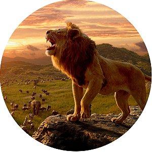 Capa Personalizada para Estepe Ecosport Crossfox Rei Leão