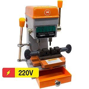 Máquina Pantográfica Copiadora de Chaves Completa 180W 220V