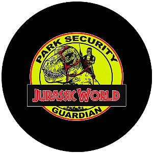 Capa Personalizada para Estepe Ecosport Crossfox Jurassic World