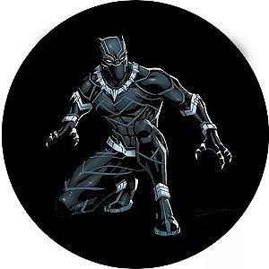 Capa Personalizada para Estepe Ecosport Crossfox Pantera Negra Marvel 3