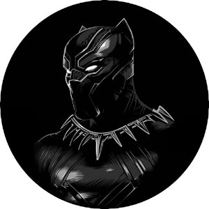 Capa para estepe Ecosport Crossfox + Cabo + Cadeado Pantera Negra 5
