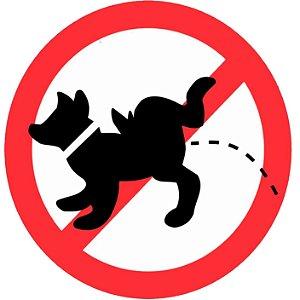 Kit com 4 Capas Protetoras Personalizadas de Pneu Anti Xixi Cachorro 7