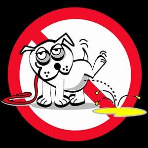 Kit com 4 Capas Protetoras Personalizadas de Pneu Anti Xixi Cachorro 11