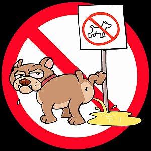 Kit com 4 Capas Protetoras Personalizadas de Pneu Anti Xixi Cachorro 12