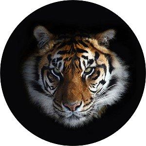 Capa Personalizada para Estepe Ecosport Crossfox Tigre