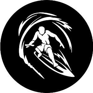 Capa para estepe Ecosport Crossfox + Cabo + Cadeado Surf
