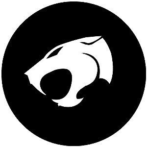 Capa para estepe Ecosport Crossfox + Cabo + Cadeado Thundercats