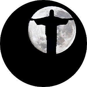 Capa Personalizada para Estepe Ecosport Crossfox Religioso Cristo Redentor