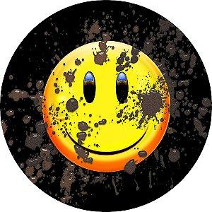 Capa Personalizada para estepe Ecosport Crossfox + Cabo + Cadeado Smile Off-Road