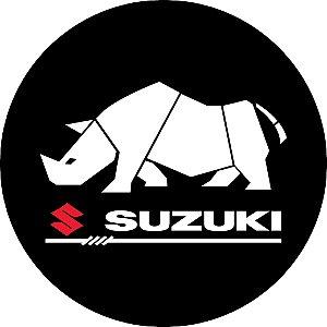 Capa Estepe Pneu Exclusiva Suzuki Gran Vitara Aro 17