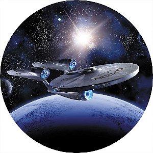 Capa Personalizada para Estepe Ecosport Crossfox Aircross Star Trek Enterprise 2