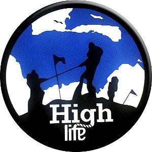 "Capa Estepe Pneu Exclusiva Aro 17"" / 18"" High Life"
