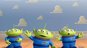 Painel de Festa Infantil Personalizado em Tecido Toy Story 4