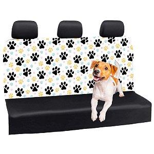 Capa Banco Automotivo Impermeável Personalização Exclusiva Cães 3