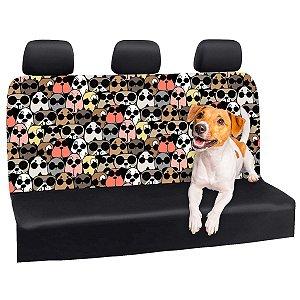 Capa Banco Automotivo Impermeável Personalização Exclusiva Cães 15