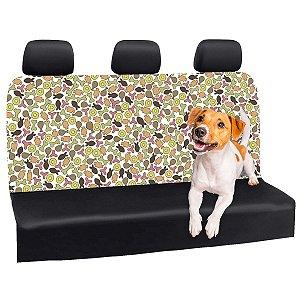Capa Banco Automotivo Impermeável Personalização Exclusiva Pets 2