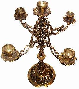 Castiçal Bronze