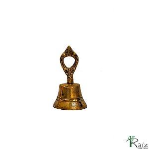 Campainha Sino Sineta de Bronze P
