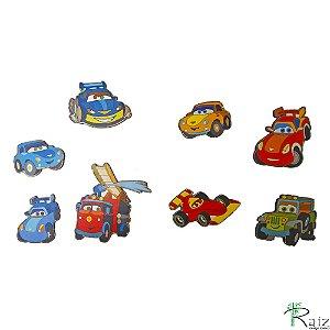 Brinquedo Educativo Quebra-cabeça Carrinhos