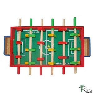 Brinquedo Pedagógico - Mesa de Pebolim Toto