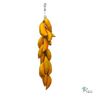 Penca De Bananas Madeira Artesanal Luxo