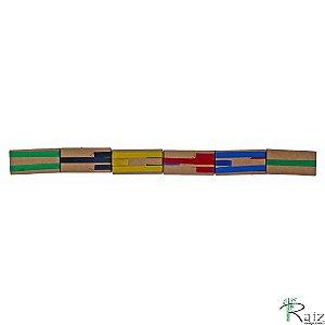 Brinquedo Educativo Escada de Jacó