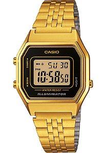 Relógio Casio LA680WGA1BDF