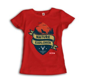 Camiseta Nature Explorer