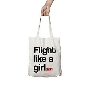 Ecobag Flight Like a Girl