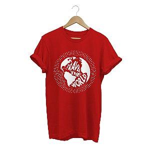 Camiseta Travel the World