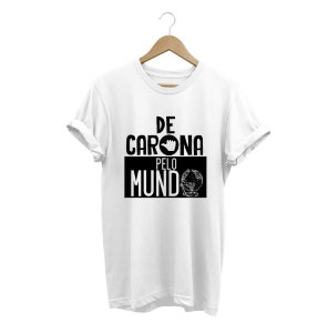 Camiseta DCPM Clássica