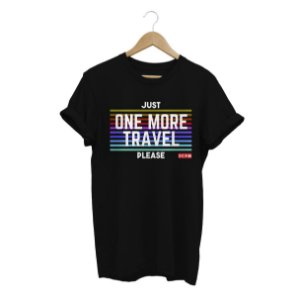 Camiseta One More Travel