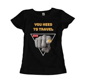 Camiseta You need to travel