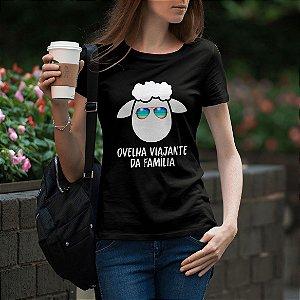 Camiseta Ovelha Viajante