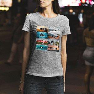 Camiseta Coisas que quero fazer antes de morrer
