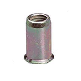 Porca Rebite de Rosca Interna Cônico M3 M4 M5 M6 M8 e M10 25 und